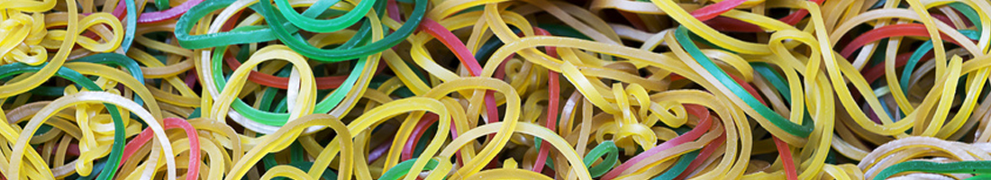 USA Rubber Bands